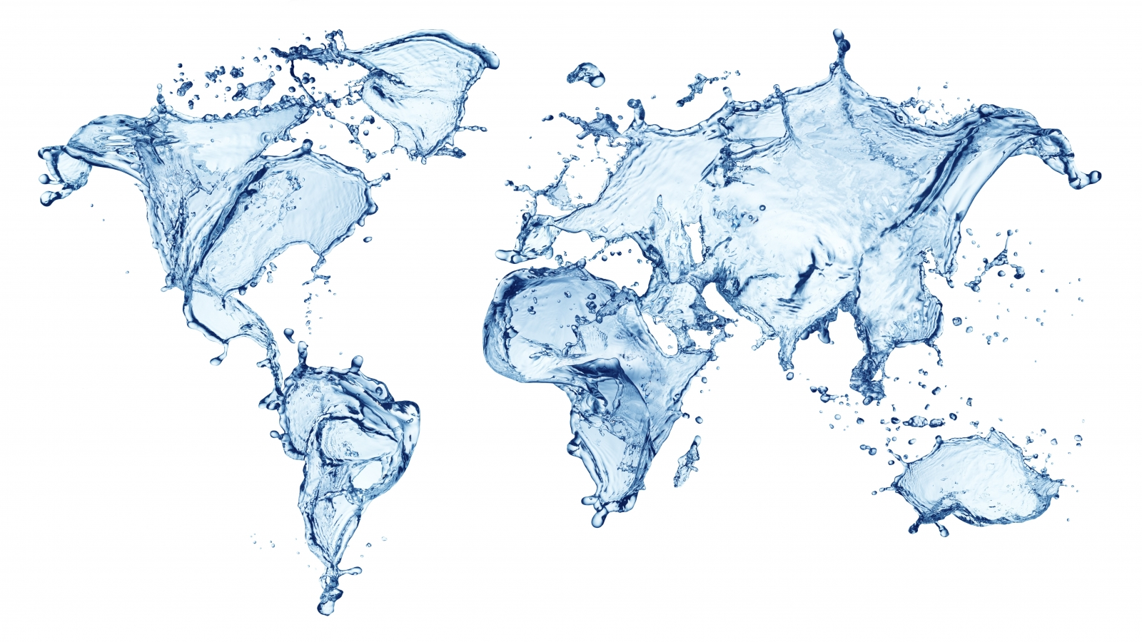 world water day map hd desktop 1600900 1